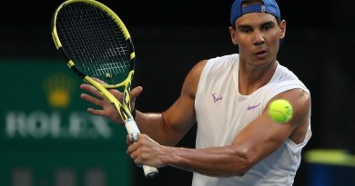 Rafael Nadal's coach reveals How He prepared for ATP Cup 2020