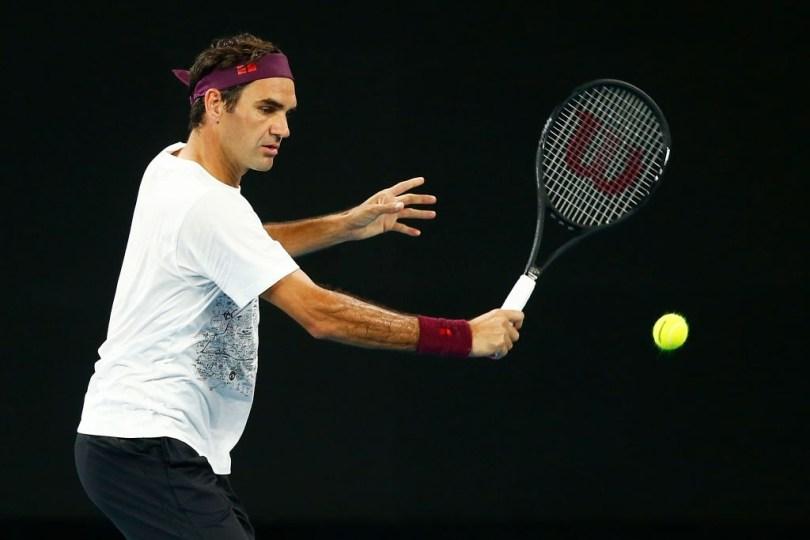 Roger Federer Australian Open 2020- Draw