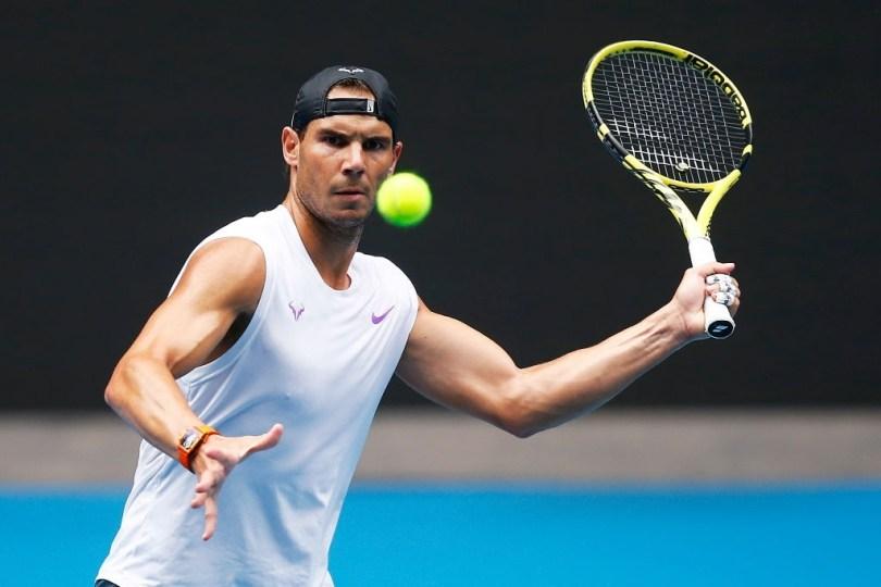 Rafael Nadal Australian Open 2020 - Draw