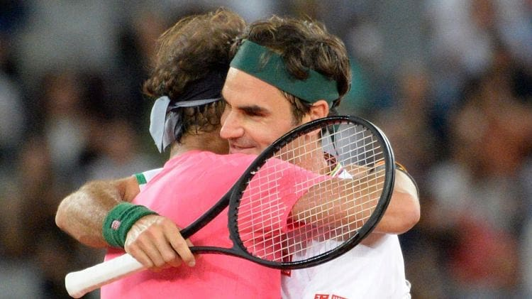 This is what Federer and Nadal said after the Match For Africa 6