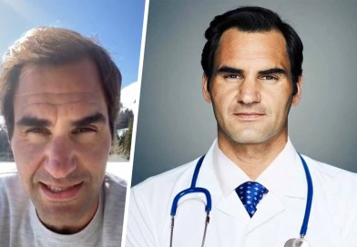 Roger Federer advice people to stay safe from COVID-19