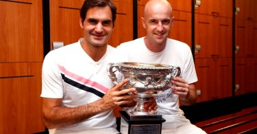 Roger Federer's coach Ljubicic reveals his plans for 2021