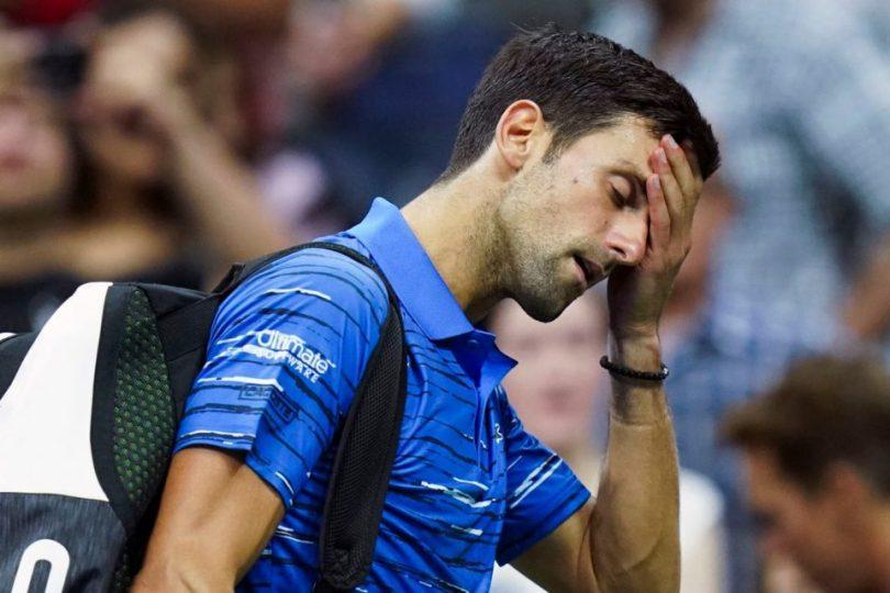 Breaking! Novak Djokovic tests positive for Coronavirus