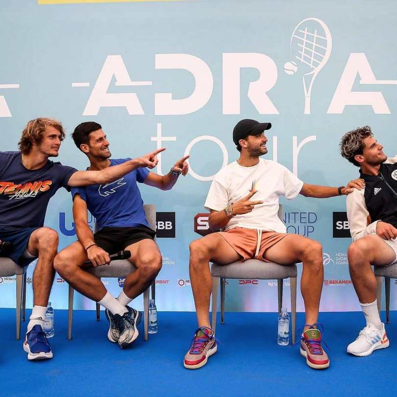 Tennis fans attack Novak Djokovic after Adria Tour pandemic