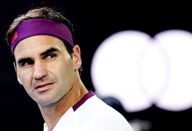 """""""Roger Federer plays all for Money"""" World number 204"""