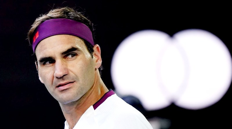 """Roger Federer plays all for Money"" World number 204"