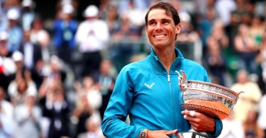 Rafael Nadal Outfits for Roland Garros 2020