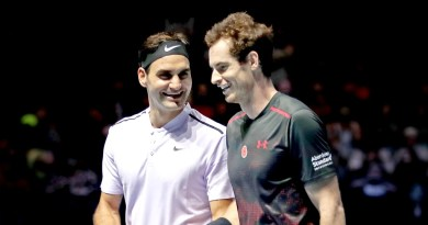 """Andy Murray """"I'd learn a lot if I coach Roger Federer"""""""