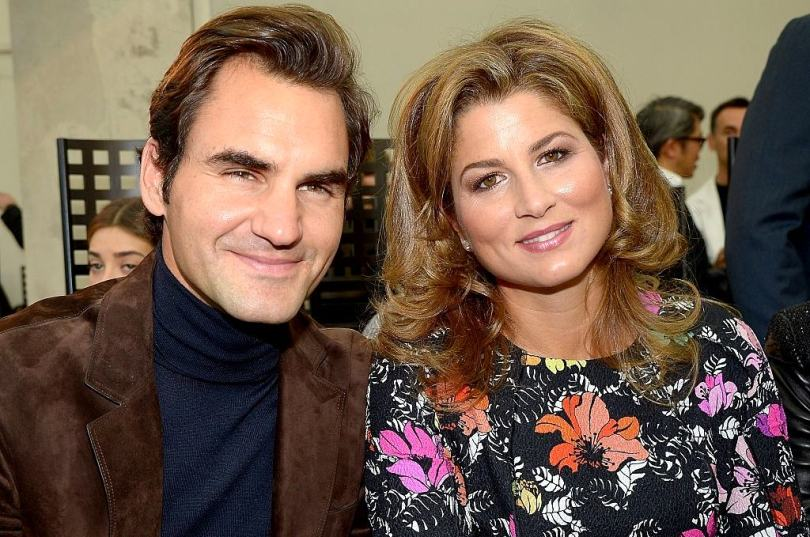 """Roger Federer """"I would stop playing Tennis if my wife asked"""""""