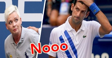 Djokovic fans threat the line judge by death And He asks them to stop
