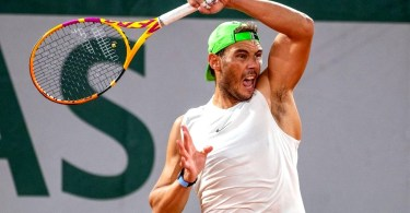 Watch: Rafael Nadal Practice in Roland Garros 2020