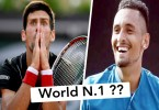 Nick Kyrgios makes jokes and big players respond to Djokovic
