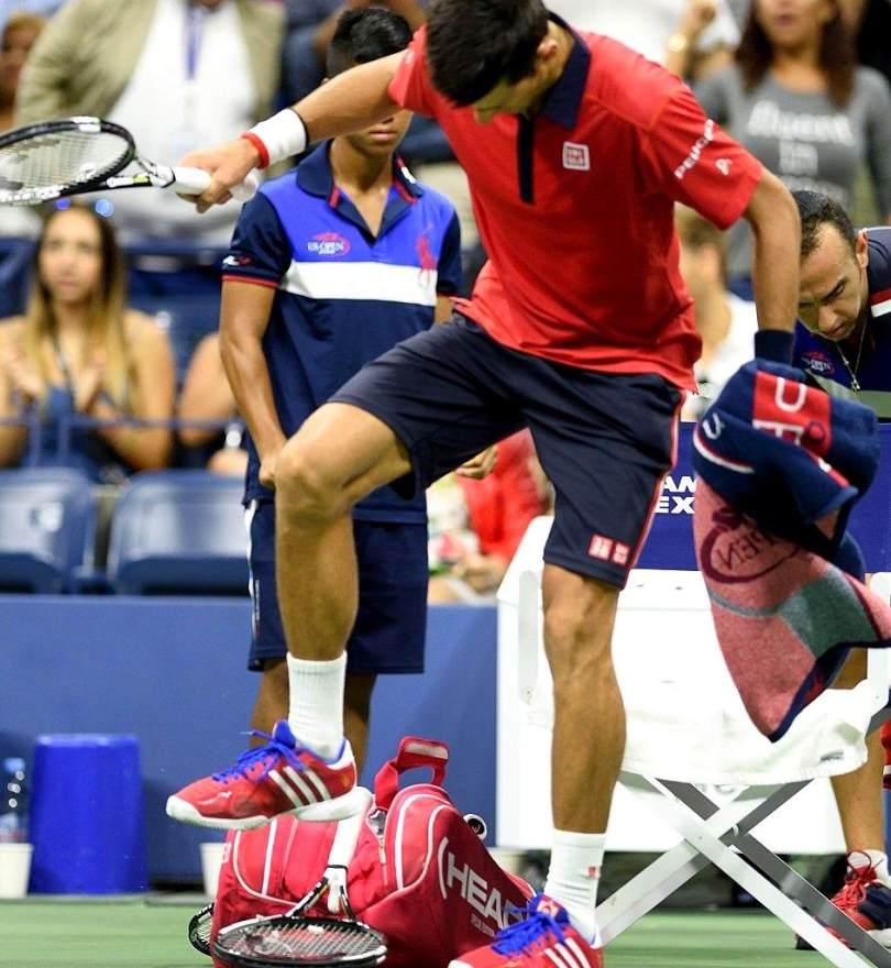 "Toni Nadal blasts Novak Djokovic with 2 advice ""He falls a lot"""