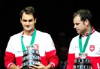 "Severin Luthi gives an update about Roger Federer ""He's back"""