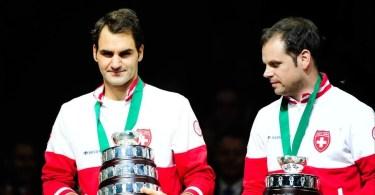 "Severin Luthi gives an update about Roger Federer ""He's back"""