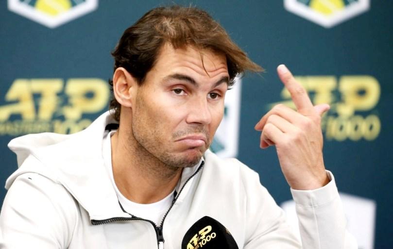 Rafael Nadal tells the BIG reason for not winning Paris-Bercy yet
