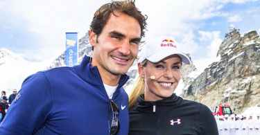 'Roger Federer is the GOAT even if' Lindsay Vonn says