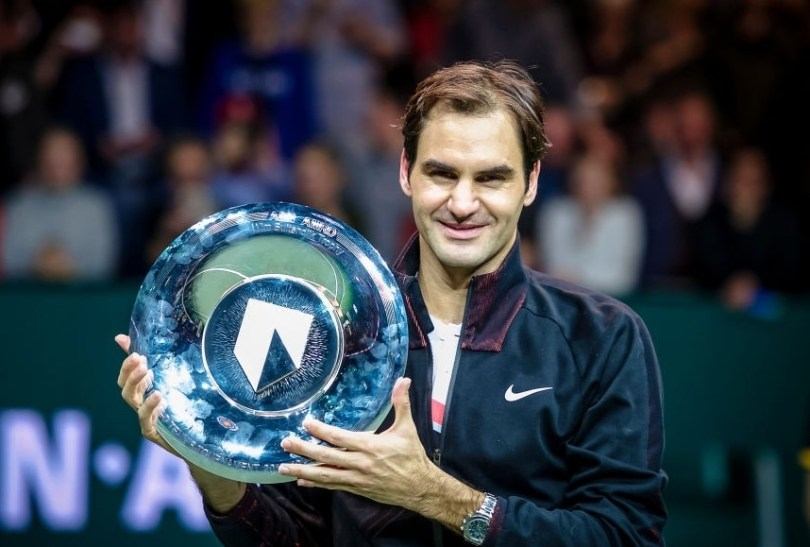 'We will be happy to host Roger Federer in 2021 ' Rotterdam director says