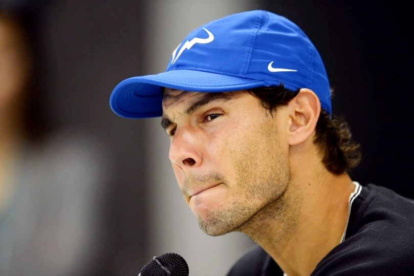 Rafael Nadal talks about retirement and why He's still playing Tennis