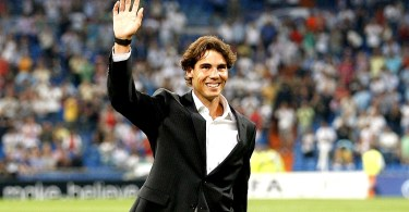 Rafael Nadal will participate in Real Madrid new stadium opening with Federer or Djokovic