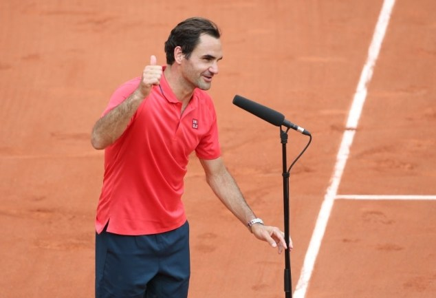 Here is what Roger Federer said about Novak Djokovic in Roland Garros 2021