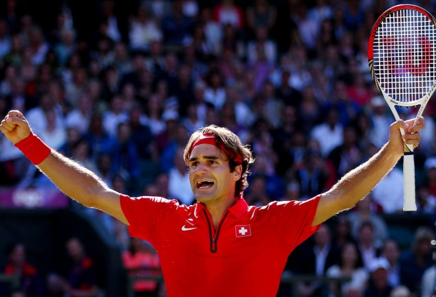 Roger Federer Olympics 2021 - Outfit