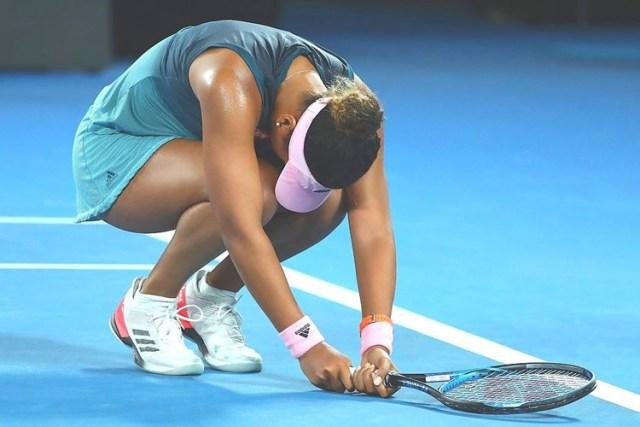 全豪オープン決勝戦は2,000万人以上が視聴し応援していた。