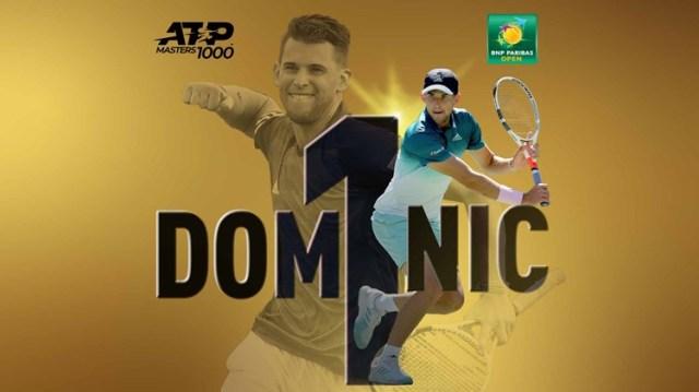 【速報】ロジャー・フェデラーvsドミニク・ティーム BNPパリバ・オープン2019年 男子シングルス決勝戦