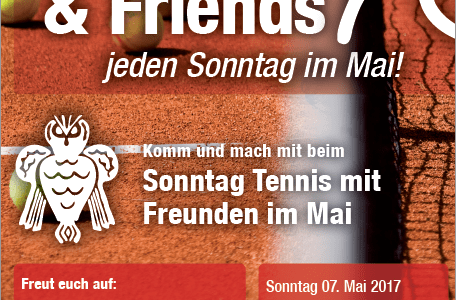 Tennis & Friends