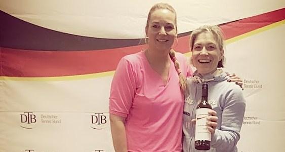 Unsere Trainerin Inga Lemke ist deutsche Meisterin