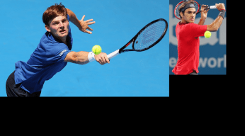 R Federer v D Goffin Tips