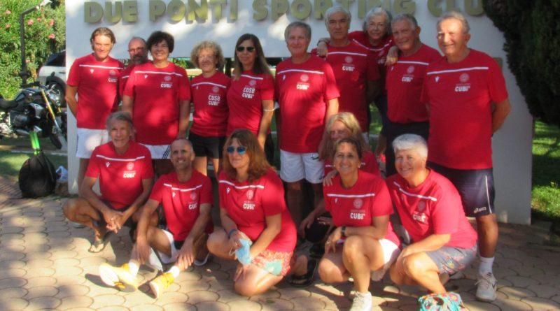 Campionato nazionale ANCIU Roma C.T. Due Ponti 25/28 agosto 2021   Le Foto!!!