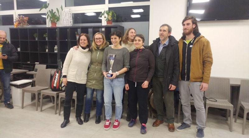 CUBo Tennis e Attività UISP 2018!!! Squadra del Misto Campionato Bolognese | Seconda Classificata!!!
