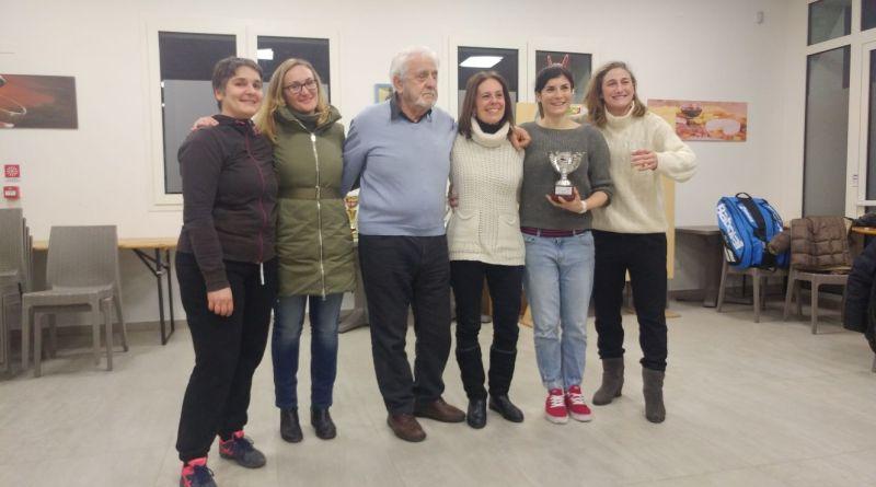 Squadra Femminile Tennis CUBo Record | Seconda al Campionato Bolognese UISP !!!!