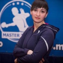 Фарладанская Анна, мастер спорта по настольному теннису