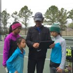 2018 Spring Break Junior Tennis Camp