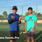 2018 Summer Junior Tennis Camp with Ean Meyer