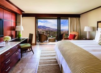 BNP Paribas Open Hotels Indian Wells