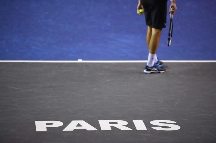 Tennis Paris Masters