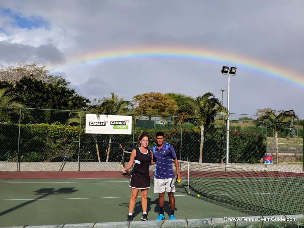 Riverland Club Tennis Tamarin