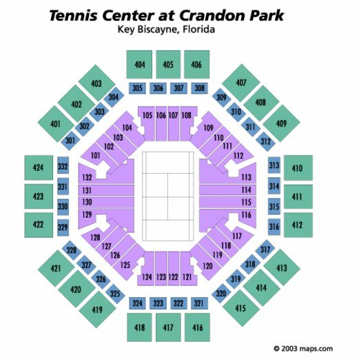 Tennis Center at Crandon Park Miami Open