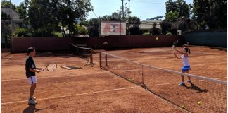Tennis in Santiago Chile
