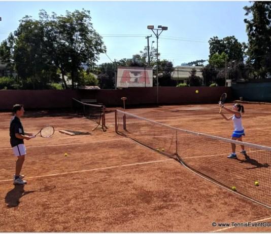 Tennis in Santiago Chile
