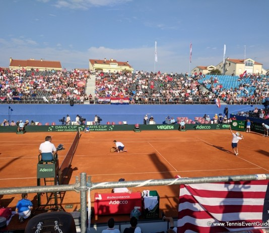 Tennis in Split Croatia