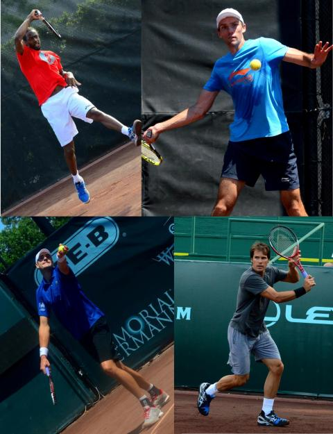 2013 US Mens Clay Court Championships Players