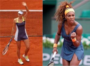 Tennis Fashion Fix:  French Open 2013