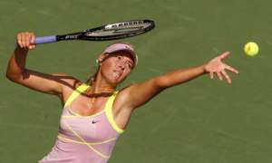 Tennis Serve Maria Sharapova