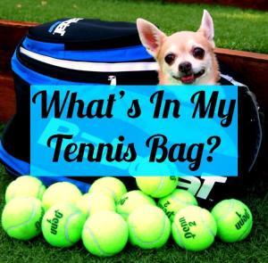 What's In My Tennis Bag? – TQT 012