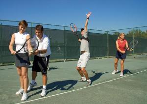 Tennis Coach Lessons