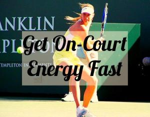 Get On-Court Energy Fast! – TQT Podcast 028